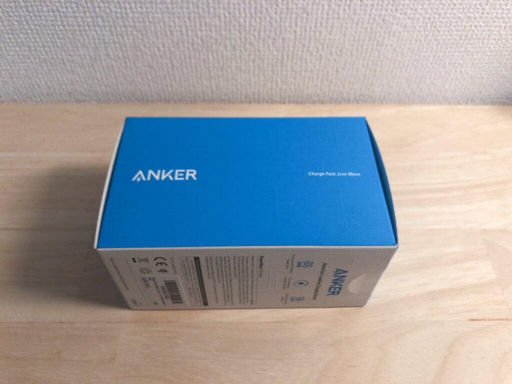 Ankerのワイヤレス充電器、PowerWave 7.5 Standの商品レビュー記事作成時に用意した画像